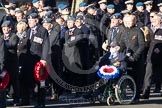 Remembrance Sunday 2012 Cenotaph March Past: Group C3 - Royal Air Forces Association.. Whitehall, Cenotaph, London SW1,  United Kingdom, on 11 November 2012 at 12:01, image #1077