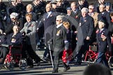Remembrance Sunday 2012 Cenotaph March Past: Group C6 - Women's Auxiliary Air Force and C7 - Blenheim Society .. Whitehall, Cenotaph, London SW1,  United Kingdom, on 11 November 2012 at 12:01, image #1101