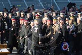 Remembrance Sunday 2012 Cenotaph March Past: Group C10 - Federation of Royal Air Force Apprentice & Boy Entrant Associations.. Whitehall, Cenotaph, London SW1,  United Kingdom, on 11 November 2012 at 12:02, image #1107