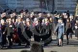 Remembrance Sunday 2012 Cenotaph March Past: Group C13 - Princess Mary's Royal Air Force Nursing Service Association.. Whitehall, Cenotaph, London SW1,  United Kingdom, on 11 November 2012 at 12:02, image #1119