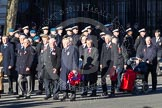Remembrance Sunday 2012 Cenotaph March Past: Group C14 - Bomber Command Association.. Whitehall, Cenotaph, London SW1,  United Kingdom, on 11 November 2012 at 12:02, image #1124