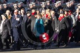 Remembrance Sunday 2012 Cenotaph March Past: Group D6 - War Widows Association.. Whitehall, Cenotaph, London SW1,  United Kingdom, on 11 November 2012 at 12:06, image #1266