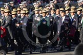 Remembrance Sunday 2012 Cenotaph March Past: Group D7 - British Gurkha Welfare Society.. Whitehall, Cenotaph, London SW1,  United Kingdom, on 11 November 2012 at 12:06, image #1281