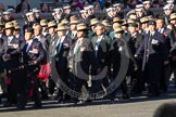Remembrance Sunday 2012 Cenotaph March Past: Group D7 - British Gurkha Welfare Society.. Whitehall, Cenotaph, London SW1,  United Kingdom, on 11 November 2012 at 12:06, image #1285
