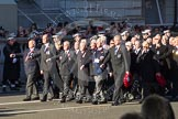 Remembrance Sunday 2012 Cenotaph March Past: Group M12 - National Association of Retired Police Officers.. Whitehall, Cenotaph, London SW1,  United Kingdom, on 11 November 2012 at 12:10, image #1498