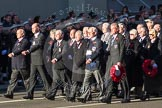 Remembrance Sunday 2012 Cenotaph March Past: Group M12 - National Association of Retired Police Officers.. Whitehall, Cenotaph, London SW1,  United Kingdom, on 11 November 2012 at 12:10, image #1501