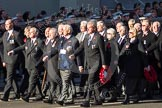 Remembrance Sunday 2012 Cenotaph March Past: Group M12 - National Association of Retired Police Officers.. Whitehall, Cenotaph, London SW1,  United Kingdom, on 11 November 2012 at 12:10, image #1503