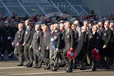 Remembrance Sunday 2012 Cenotaph March Past: Group M12 - National Association of Retired Police Officers.. Whitehall, Cenotaph, London SW1,  United Kingdom, on 11 November 2012 at 12:10, image #1507