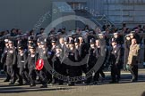 Remembrance Sunday 2012 Cenotaph March Past: Group M13 - Metropolitan Special Constabulary. Whitehall, Cenotaph, London SW1,  United Kingdom, on 11 November 2012 at 12:10, image #1512
