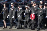 Remembrance Sunday 2012 Cenotaph March Past: Group M16 - St John Ambulance.. Whitehall, Cenotaph, London SW1,  United Kingdom, on 11 November 2012 at 12:11, image #1531