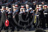 Remembrance Sunday 2012 Cenotaph March Past: Group M43 - Sea Cadet Corps.. Whitehall, Cenotaph, London SW1,  United Kingdom, on 11 November 2012 at 12:14, image #1678