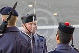 A commanding officer of 1st Battalion The Royal Gurkha Rifles.