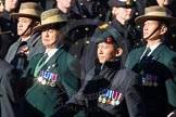 Remembrance Sunday Cenotaph March Past 2013: D2 - British Gurkha Welfare Association.. Press stand opposite the Foreign Office building, Whitehall, London SW1, London, Greater London, United Kingdom, on 10 November 2013 at 11:38, image #43