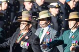Remembrance Sunday Cenotaph March Past 2013: D2 - British Gurkha Welfare Association.. Press stand opposite the Foreign Office building, Whitehall, London SW1, London, Greater London, United Kingdom, on 10 November 2013 at 11:39, image #44