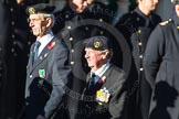 Remembrance Sunday Cenotaph March Past 2013: D5 - Bond van Wapenbroeders.. Press stand opposite the Foreign Office building, Whitehall, London SW1, London, Greater London, United Kingdom, on 10 November 2013 at 11:39, image #60