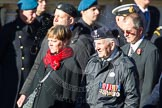 Remembrance Sunday Cenotaph March Past 2013: D6 - Polish Ex-Combatants Association in Great Britain Trust Fund.. Press stand opposite the Foreign Office building, Whitehall, London SW1, London, Greater London, United Kingdom, on 10 November 2013 at 11:39, image #62