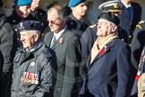 Remembrance Sunday Cenotaph March Past 2013: D6 - Polish Ex-Combatants Association in Great Britain Trust Fund.. Press stand opposite the Foreign Office building, Whitehall, London SW1, London, Greater London, United Kingdom, on 10 November 2013 at 11:39, image #63