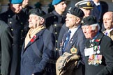 Remembrance Sunday Cenotaph March Past 2013: D6 - Polish Ex-Combatants Association in Great Britain Trust Fund.. Press stand opposite the Foreign Office building, Whitehall, London SW1, London, Greater London, United Kingdom, on 10 November 2013 at 11:39, image #64