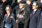 Remembrance Sunday Cenotaph March Past 2013: D6 - Polish Ex-Combatants Association in Great Britain Trust Fund.. Press stand opposite the Foreign Office building, Whitehall, London SW1, London, Greater London, United Kingdom, on 10 November 2013 at 11:39, image #68