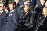 Remembrance Sunday Cenotaph March Past 2013: D6 - Polish Ex-Combatants Association in Great Britain Trust Fund.. Press stand opposite the Foreign Office building, Whitehall, London SW1, London, Greater London, United Kingdom, on 10 November 2013 at 11:39, image #69