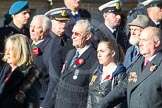 Remembrance Sunday Cenotaph March Past 2013: D7 - Canadian Veterans Association.. Press stand opposite the Foreign Office building, Whitehall, London SW1, London, Greater London, United Kingdom, on 10 November 2013 at 11:39, image #70