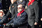 Remembrance Sunday Cenotaph March Past 2013: E1 - Merchant Navy Association.. Press stand opposite the Foreign Office building, Whitehall, London SW1, London, Greater London, United Kingdom, on 10 November 2013 at 11:44, image #319