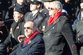 Remembrance Sunday Cenotaph March Past 2013: E1 - Merchant Navy Association.. Press stand opposite the Foreign Office building, Whitehall, London SW1, London, Greater London, United Kingdom, on 10 November 2013 at 11:44, image #320