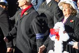 Remembrance Sunday Cenotaph March Past 2013: E1 - Merchant Navy Association.. Press stand opposite the Foreign Office building, Whitehall, London SW1, London, Greater London, United Kingdom, on 10 November 2013 at 11:44, image #323