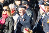 Remembrance Sunday Cenotaph March Past 2013: E1 - Merchant Navy Association.. Press stand opposite the Foreign Office building, Whitehall, London SW1, London, Greater London, United Kingdom, on 10 November 2013 at 11:44, image #329
