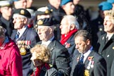 Remembrance Sunday Cenotaph March Past 2013: E1 - Merchant Navy Association.. Press stand opposite the Foreign Office building, Whitehall, London SW1, London, Greater London, United Kingdom, on 10 November 2013 at 11:44, image #333