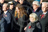 Remembrance Sunday Cenotaph March Past 2013: E1 - Merchant Navy Association.. Press stand opposite the Foreign Office building, Whitehall, London SW1, London, Greater London, United Kingdom, on 10 November 2013 at 11:44, image #345