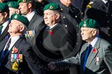 Remembrance Sunday Cenotaph March Past 2013: E3 - Royal Marines Association.. Press stand opposite the Foreign Office building, Whitehall, London SW1, London, Greater London, United Kingdom, on 10 November 2013 at 11:45, image #388