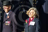 Remembrance Sunday Cenotaph March Past 2013: E5 - Telegraphist Air Gunners Association.. Press stand opposite the Foreign Office building, Whitehall, London SW1, London, Greater London, United Kingdom, on 10 November 2013 at 11:45, image #409