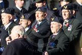 Remembrance Sunday Cenotaph March Past 2013: E6 - Aircrewmans Association.. Press stand opposite the Foreign Office building, Whitehall, London SW1, London, Greater London, United Kingdom, on 10 November 2013 at 11:45, image #415