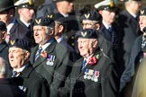 Remembrance Sunday Cenotaph March Past 2013: E6 - Aircrewmans Association.. Press stand opposite the Foreign Office building, Whitehall, London SW1, London, Greater London, United Kingdom, on 10 November 2013 at 11:45, image #416