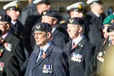Remembrance Sunday Cenotaph March Past 2013: E6 - Aircrewmans Association.. Press stand opposite the Foreign Office building, Whitehall, London SW1, London, Greater London, United Kingdom, on 10 November 2013 at 11:45, image #418