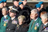 Remembrance Sunday Cenotaph March Past 2013: E12 - Fleet Air Arm Junglie Association.. Press stand opposite the Foreign Office building, Whitehall, London SW1, London, Greater London, United Kingdom, on 10 November 2013 at 11:45, image #460