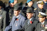 Remembrance Sunday Cenotaph March Past 2013: E13 - Fleet Air Arm Officers Association.. Press stand opposite the Foreign Office building, Whitehall, London SW1, London, Greater London, United Kingdom, on 10 November 2013 at 11:46, image #473