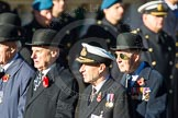 Remembrance Sunday Cenotaph March Past 2013: E13 - Fleet Air Arm Officers Association.. Press stand opposite the Foreign Office building, Whitehall, London SW1, London, Greater London, United Kingdom, on 10 November 2013 at 11:46, image #474