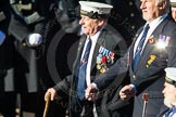 Remembrance Sunday Cenotaph March Past 2013: E23 - HMS St Vincent Association.. Press stand opposite the Foreign Office building, Whitehall, London SW1, London, Greater London, United Kingdom, on 10 November 2013 at 11:47, image #522