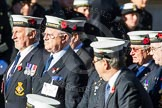 Remembrance Sunday Cenotaph March Past 2013: E23 - HMS St Vincent Association.. Press stand opposite the Foreign Office building, Whitehall, London SW1, London, Greater London, United Kingdom, on 10 November 2013 at 11:47, image #525