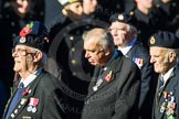 Remembrance Sunday Cenotaph March Past 2013: E25 - Algerines Association.. Press stand opposite the Foreign Office building, Whitehall, London SW1, London, Greater London, United Kingdom, on 10 November 2013 at 11:47, image #544