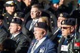 Remembrance Sunday Cenotaph March Past 2013: E27 - Type 42 Association.. Press stand opposite the Foreign Office building, Whitehall, London SW1, London, Greater London, United Kingdom, on 10 November 2013 at 11:47, image #559