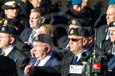 Remembrance Sunday Cenotaph March Past 2013: E27 - Type 42 Association.. Press stand opposite the Foreign Office building, Whitehall, London SW1, London, Greater London, United Kingdom, on 10 November 2013 at 11:47, image #560
