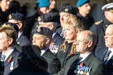 Remembrance Sunday Cenotaph March Past 2013: E27 - Type 42 Association.. Press stand opposite the Foreign Office building, Whitehall, London SW1, London, Greater London, United Kingdom, on 10 November 2013 at 11:47, image #564