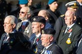 Remembrance Sunday Cenotaph March Past 2013: E27 - Type 42 Association.. Press stand opposite the Foreign Office building, Whitehall, London SW1, London, Greater London, United Kingdom, on 10 November 2013 at 11:47, image #567