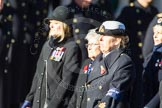 Remembrance Sunday Cenotaph March Past 2013: E30 - Association of WRENS.. Press stand opposite the Foreign Office building, Whitehall, London SW1, London, Greater London, United Kingdom, on 10 November 2013 at 11:47, image #590