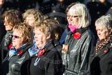 Remembrance Sunday Cenotaph March Past 2013: E30 - Association of WRENS.. Press stand opposite the Foreign Office building, Whitehall, London SW1, London, Greater London, United Kingdom, on 10 November 2013 at 11:48, image #608