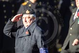 Remembrance Sunday Cenotaph March Past 2013: E31 - Royal Fleet Auxiliary Association.. Press stand opposite the Foreign Office building, Whitehall, London SW1, London, Greater London, United Kingdom, on 10 November 2013 at 11:48, image #622
