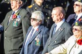 Remembrance Sunday Cenotaph March Past 2013: E31 - Royal Fleet Auxiliary Association.. Press stand opposite the Foreign Office building, Whitehall, London SW1, London, Greater London, United Kingdom, on 10 November 2013 at 11:48, image #624